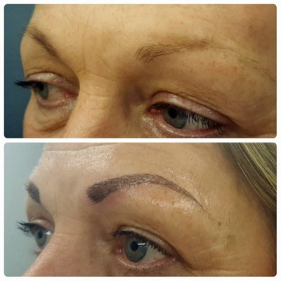 A client asking about microblading in leeds